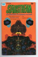 Old American Comic book Starstream science fiction # 1